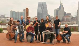 The Time Jumpers Headed to Van Wezel, 2/8/2015