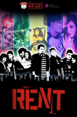 Stage Coach Theatre Extends RENT Through 3/29