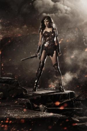 Original Wonder Woman Lynda Carter Talks New Costume and More