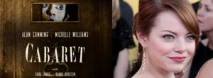 Breaking News: Willkommen, Emma! Emma Stone in Negotiations to Take Over as CABARET's New 'Sally Bowles'