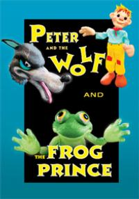 PETER AND THE WOLF & THE FROG PRINCE Open at Center for Puppetry Arts Tomorrow through 10/21!