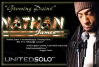 Nathan James' GROWING PAINS Set for United Solo Festival, 10/14