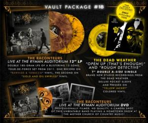 Third Man Records Presents THE RACONTEURS & THE DEAD WEATHER