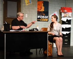 BWW Reviews: Eastbound Theatre Presents BLAME IT ON BECKETT