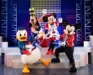 DISNEY LIVE! MICKEY'S MUSIC FESTIVAL Set for Orleans Arena, 10/3-5