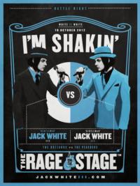 Jack White Releases 'I'm Shakin' Music Video, 10/11