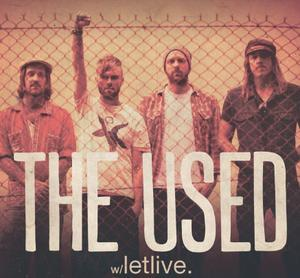 THE USED to Play Brooklyn Bowl Las Vegas, 10/9; Tickets on Sale 7/25