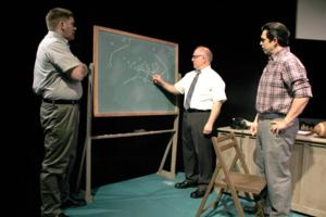 College of the Mainland to Present LOMBARDI, 3/27-4/13