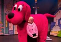 CLIFFORD THE BIG RED DOG LIVE! to Play The Hanover Theatre in Worcester, 3/10
