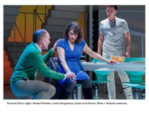 BWW Reviews: NEXT TO NORMAL At Center Stage is Electrifying
