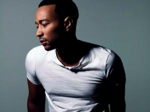 John Legend Performs at bergenPAC Tonight