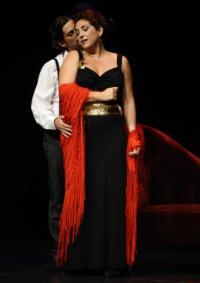 Lírica, cabaret y tango: 'Amor amor' se presenta en Se Abre el Telón