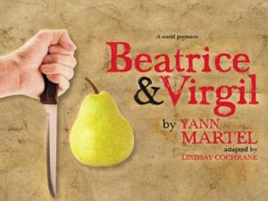 Factory Theatre to Present BEATRICE AND VIRGIRL, 4/12-5/11