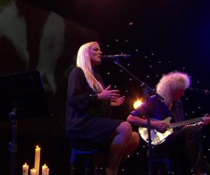 Brian May and Kerry Ellis Team with Virginia McKenna for NOTHING REALLY HAS CHANGED Track to Benefit Badger Vaccination Fund