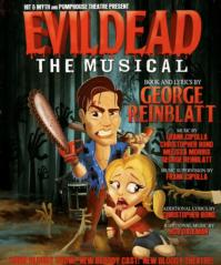 EVIL DEAD: THE MUSICAL Extends Through 9/8 at the Pumphouse Theatre