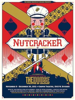 THE NUTCRACKER Begins Performances 11/8 at House Theatre of Chicago