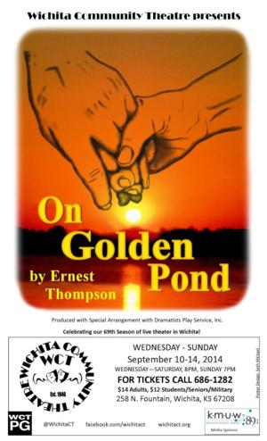 Wichita Community Theatre to Present ON GOLDEN POND, 9/10-14