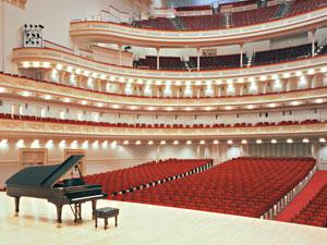 Carnegie Hall's Opening Night Concert Cancelled Due to Stagehand Strike