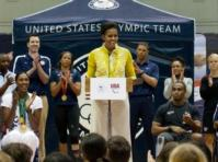 Nickelodeon Teams With Michelle Obama For LET'S MOVE! Olympic Event