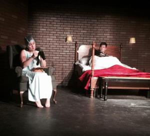 JPAS & The Allways Theatre Present THE FOURPOSTER, 8/8-17