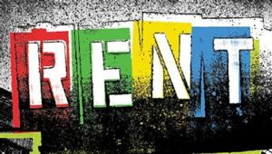 Stage Coach Theatre Stages RENT, Now thru 3/22