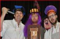 BWW Reviews: Paradox Players Spears The Bard with COMPLETE WORKS OF WILLIAM SHAKESPEARE (ABRIDGED)