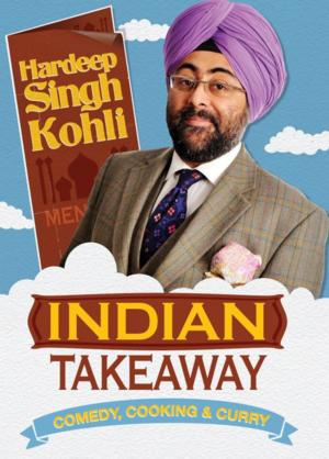Hardeep Singh Kohli to Bring Deut Stand-Up Tour to Stratford Circus London and More, Now thru Sept 2014