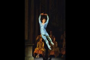 Andrej Uspenski Reveals 'Dancers: Behind the Scenes with The Royal Ballet' in New Book