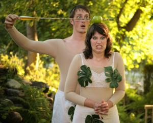 Montana Rep. Presents ONCE UPON A TIME IN ANCIENT GREECE, 09/5-09/06