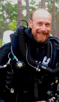 Nat Geo Live Welcomes Cave Diver and Environmental Anthropologist Kenny Broad to Mesa Arts Center Today