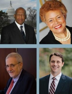 Congressman John Lewis, Senator Jason Carter Set for Free Roundtable Conversation on RACE Today