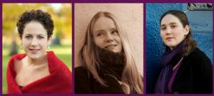 Ann Moss, Alexa Beattie & Hillary Nordwell to Perform in San Francisco, 4/25