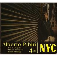 Alberto Pibiri Celebrates Release of CD NYC with Area Concerts, 2/17, 3/1 & 3/5