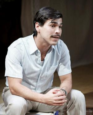 INTAR Extends ADORATION OF THE OLD WOMAN with LOOKING's Raul Castillo Through 4/19