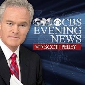 CBS EVENING NEWS WITH SCOTT PELLEY Delivers Its Largest Audience of the Summer