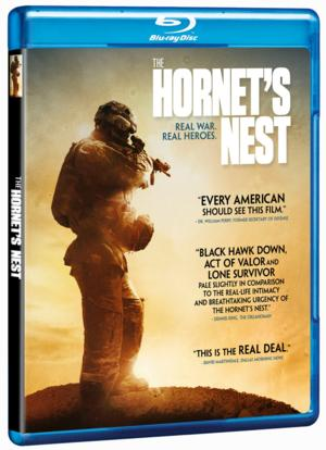 Afghan War Film THE HORNET'S NEST to Roll Out on Digital, DVD, Blu-Ray, 9/9