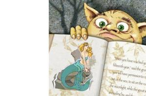 Hans Christian Andersen Classics THE GROCER'S GOBLIN and THE LITTLE MERMAID Set for the Rose, 1/31-2/16