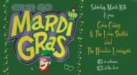 Bay Street Theatre to Host ERIN GO MARDI GRAS PARTY, 3/16