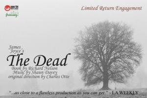 Open Fist Theatre to Remount THE DEAD at Greenway Court Theatre, Beg. 1/17