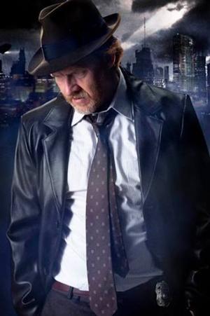 First Look - Donal Logue as 'Harvey Bullock' on FOX's Upcoming Pilot GOTHAM