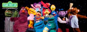 Score 50 Percent Off With 'Super Sunday Savings' For SESAME STREET LIVE at the Fox