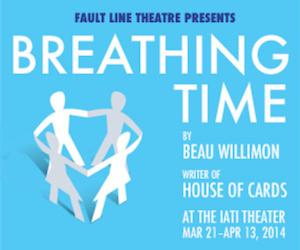 Beau Willimon's BREATHING TIME Begins Performances Tomorrow Off-Broadway