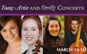 Apollo's Fire Presents Two New Young Artist Concerts, 3/14-16