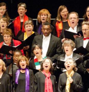 The Oakland Symphony Chorus Presents Handel's MESSIAH, 4/13
