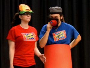 Phoenix Theatre Ensemble Welcomes Improv-4-Kids Today