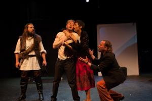 BWW Reviews: Fringe Review: THE WEREWOLVES OF HOLLYWOOD BLVD Rocks the Fringe