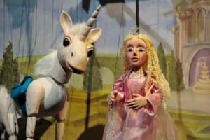 THE PRINCESS, THE UNICORN AND THE SMELLY-FOOT TROLL Runs 4/23-5/18 at Great AZ Puppet Theater