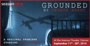 BETC to Present Regional Premiere of GROUNDED, 9/11-28