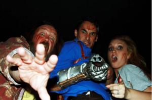 EVIL DEAD to Celebrate 200th Performance, 3/29