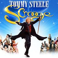 Save up to 55% on Tommy Steele-led SCROOGE THE MUSICAL